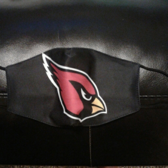 ❤NEW Arizona Cardinals Face Mask❤